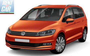 Rent VW Touran 6+1 - offers
