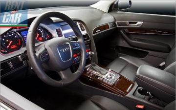 Rent Audi A6 C6