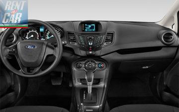 Забронировать Ford Fiesta
