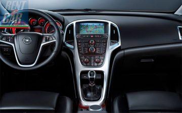 Rent Opel Astra J