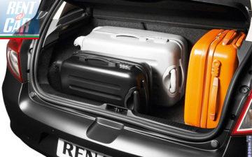 Rent Renault Clio hatchback