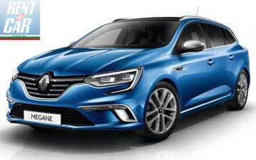 Забронировать Renault Megane