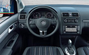 Rent VW Touran 6+1