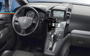 Забронировать Opel Zafira B 6+1